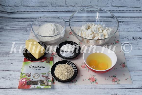как приготовить сырные палочки