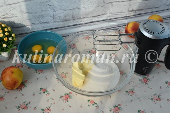 пирог на молоке