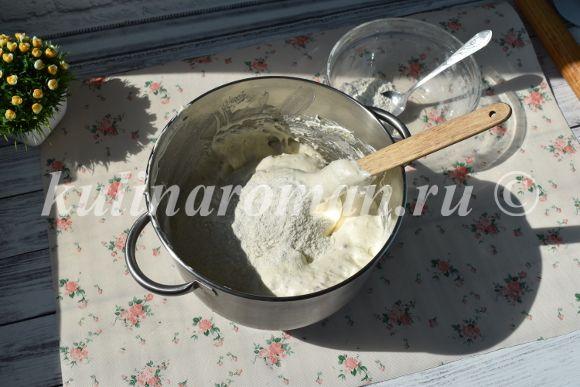 ореховый бисквит рецепт с фото