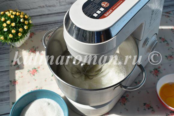 как приготовить ореховый бисквит