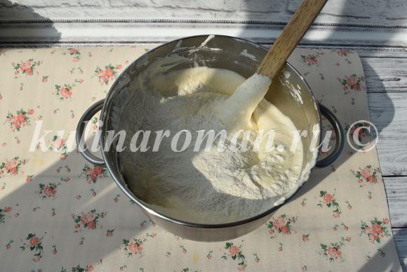 как приготовить вкусный бисквитный рулет