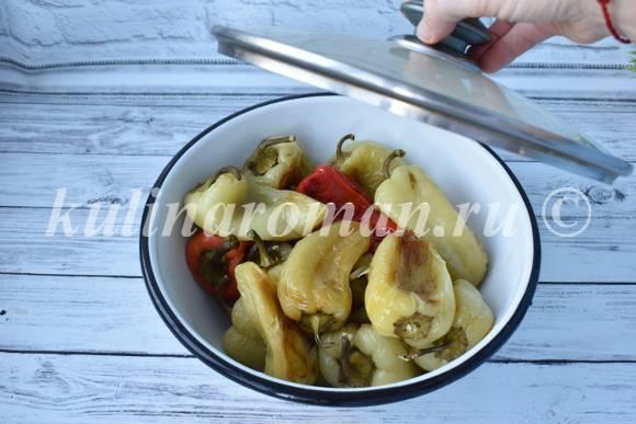 болгарский перец на зиму рецепт