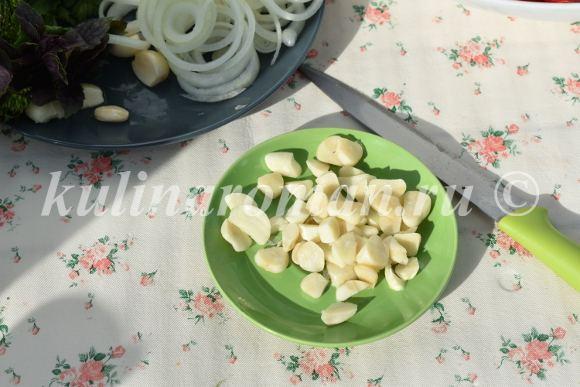 помидоры маринованные рецепт