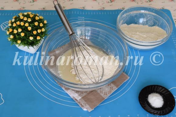 простое тесто для сосисок в тесте