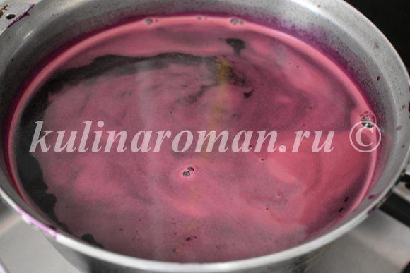 как заготовить сок виноградный на зиму