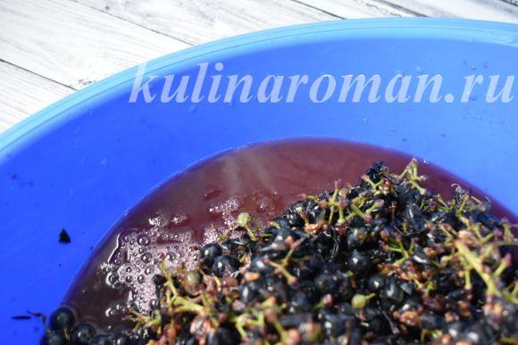 как приготовить сок из винограда