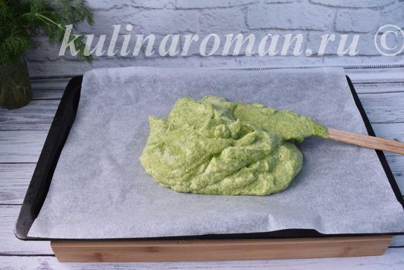 как приготовить рулет со шпинатом