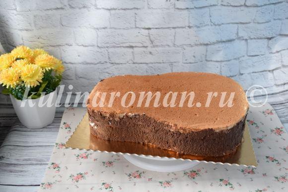 торт гитара рецепт с фото