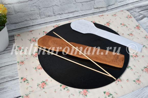 гитара торт