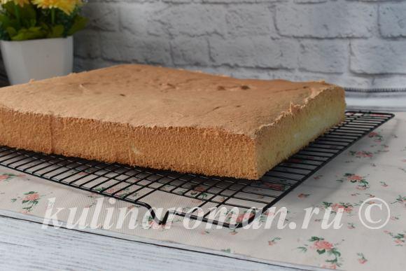 ванильный бисквит