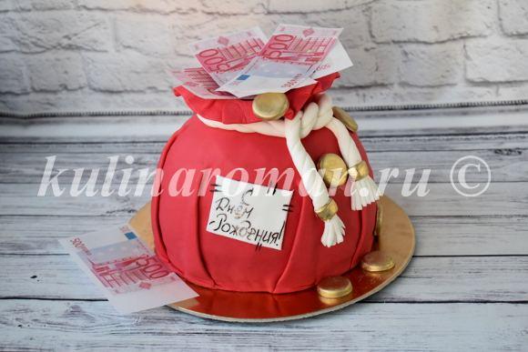 как украсить мужской торт