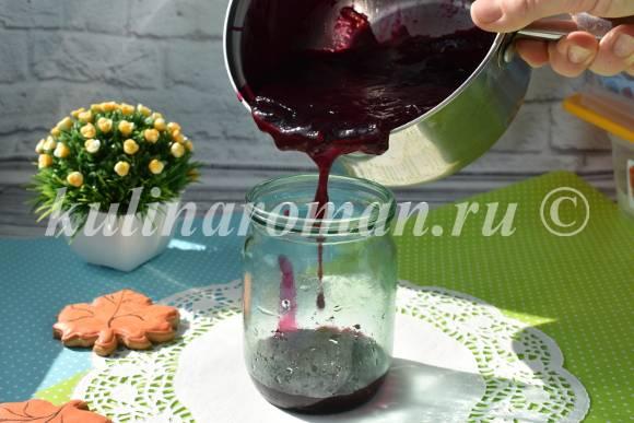 желе виноградное на зиму