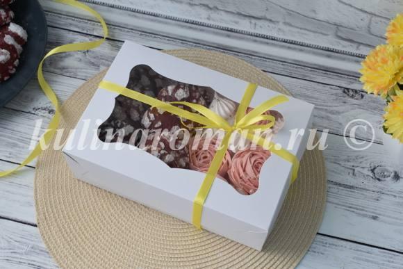 печенье в подарок