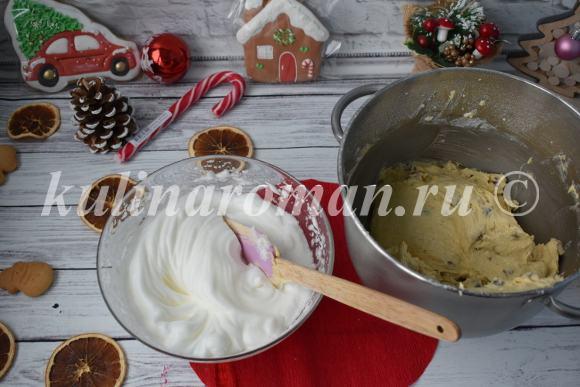 как приготовить рождественский кекс