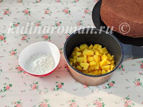 конфитюр манго маракуйя рецепт