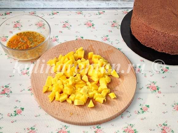 конфитюр манго маракуйя