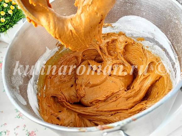 тесто для карамельного торта