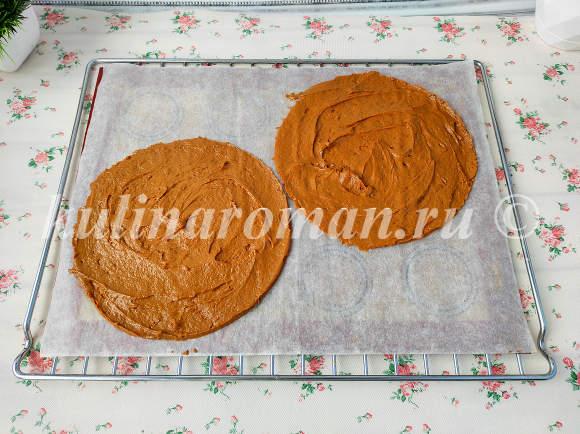 рецепт торта со сгущенкой