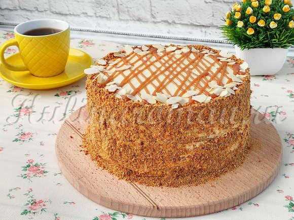 торт вкусный