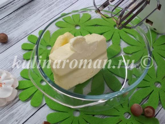 масляный крем на желтках