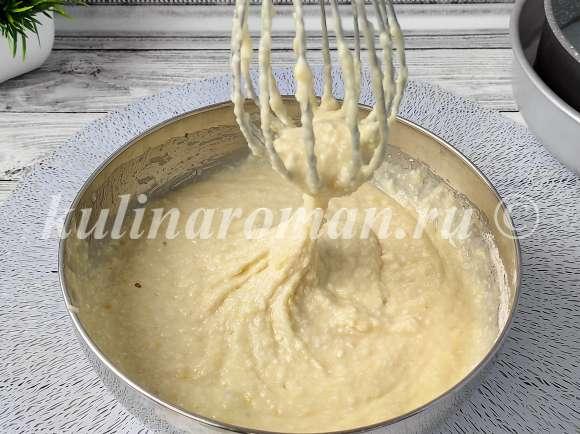 бисквит постный рецепт