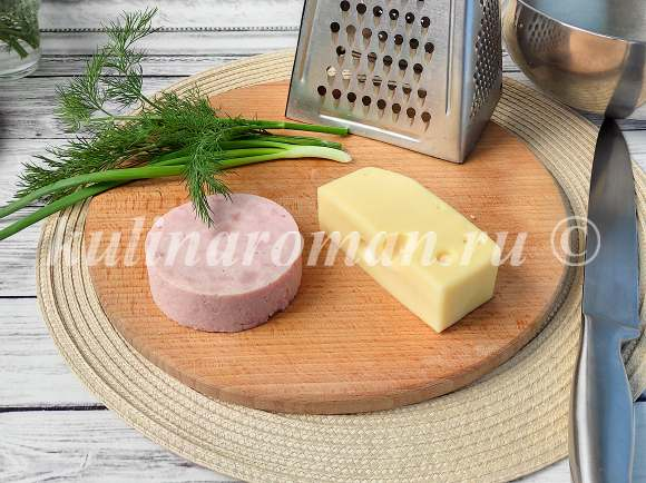 закусочные капкейки с сыром и ветчиной