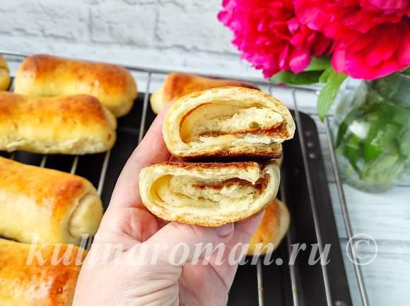 творожные булочки пошаговый рецепт