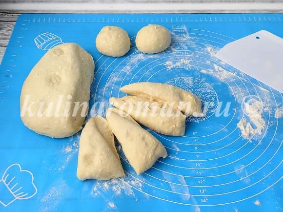 как приготовить творожные булочки