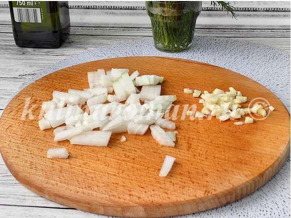 семга с сливочном соусе