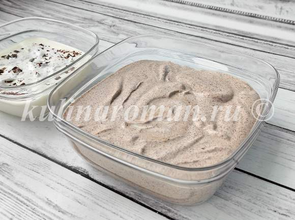 мороженое рецепт с фото