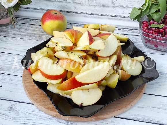 компот из яблок на каждый день