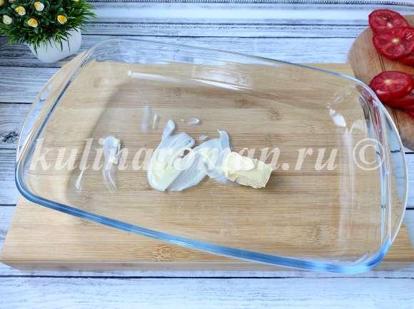 рецепт кабачковой запеканки