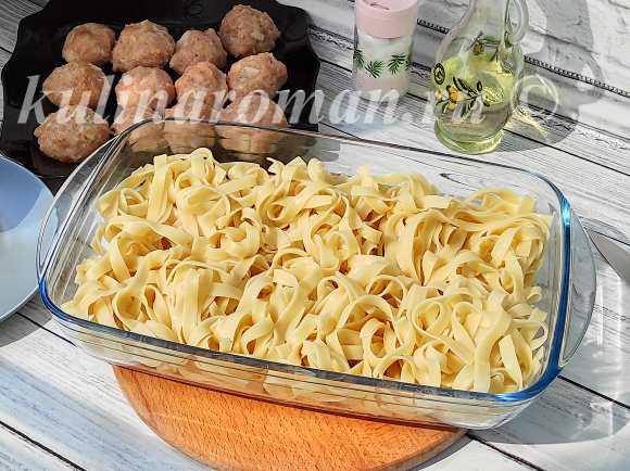 макароны в духовке рецепт