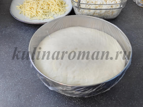 тесто для хачапури рецепт