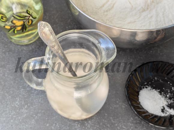 вкусное тесто для хачапури
