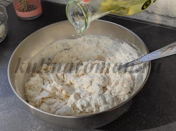рецепт теста для хачапури